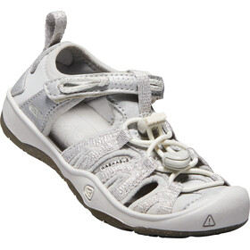 Keen Moxie Sandals Children grey/white